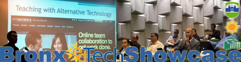 Bronx CUNY College Technology Showcase- Bronx EdTech